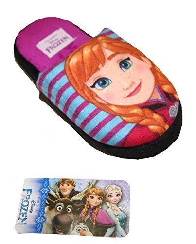 Pantofole pantofole Ragazza Frozen Frozen Disney Anna e Elsa - Viola, 25-26
