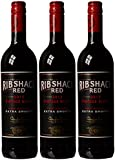 Rib Shack Red 2015 Wine 75 cl (Case of 3)