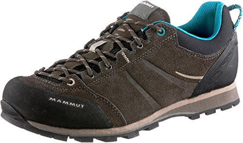 Mammut Wall Guide Low Women (Backpacking/Hiking Footwear (Low)) bark/d'taupe