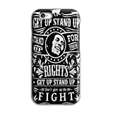 Best love Friend Case For Iphone 5s And Iphone 6s - Bob Marley Quote Stand Fight 3D iPhone 6 Review
