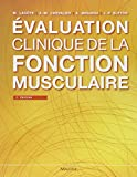 Evaluation clinique de la fonction musculaire