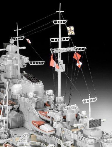 Revell 05040 - Battleship Bismarck - 7