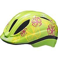 KED Meggy II Trend Helmet Kids Green Flower Kopfumfang M | 52-58cm 2018 Fahrradhelm
