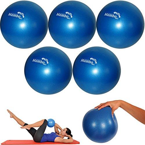 5 piezas MSD pelota 26 cm Suave + 2 tapones + sorbete Pilates Gimnasia Yoga  Gym 92cb6cec3622