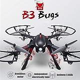 JHSHENGSHI Set Accessori per RC Drone Mini Droni Quadrocopter 2.4G 5.8G Dron Brushless Quadcopter Remote Control Rc Elicotteri Adatto per Adulti, Principianti