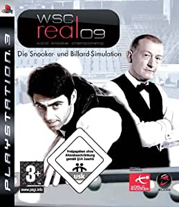 World Snooker Championship Real 2009 PS3