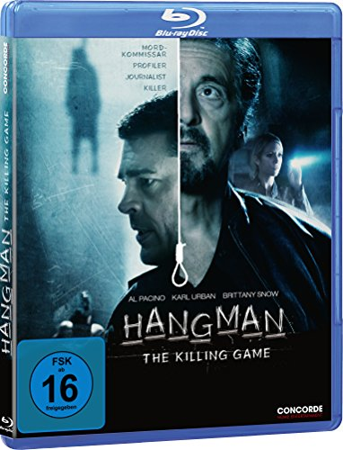 Hangman - The Killing Game [Blu-ray]