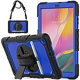 SEYMAC Galaxy Tab A 10.1 Case 2019 SM-T510/SM-T515 with