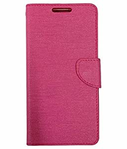 ZYNK CASE FLIP COVER FOR COOLPAD MAX-PINK