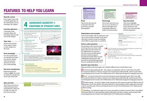 Edexcel A Level Mathematics Student Book Year 1 and AS (Collins Edexcel A Level Mathematics)