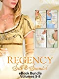 Silk And Seduction Bundle 2: The Viscount & The Virgin / Unlacing the Innocent Miss / The Officer and the Proper Lady / Taken by the Wicked Rake (Mills & Boon e-Book Collections)