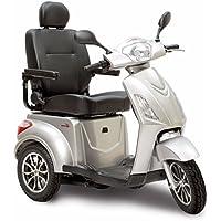 Pride Movilidad Raptor 8 MPH Scooter para personas con movilidad reducida
