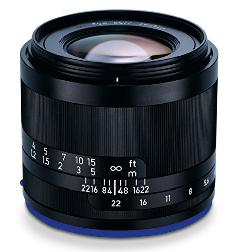 Zeiss LOXIA 35mm f2 lens Sony E-Mount