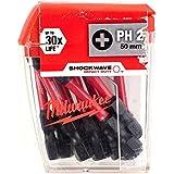 Milwaukee - Expositor Shockwave PH2 50 mm (10 uds)