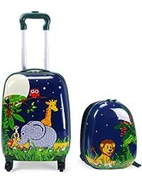 Disney enfants garçons filles cabine valise trolley à roulettes sac valise bagage à main