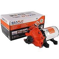 Seaflo Sistema de bomba de agua de 20 L por minuto