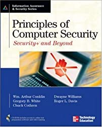 Principles of Computer Security: Security+ and Beyond by Wm. Arthur Conklin (2004-03-24)