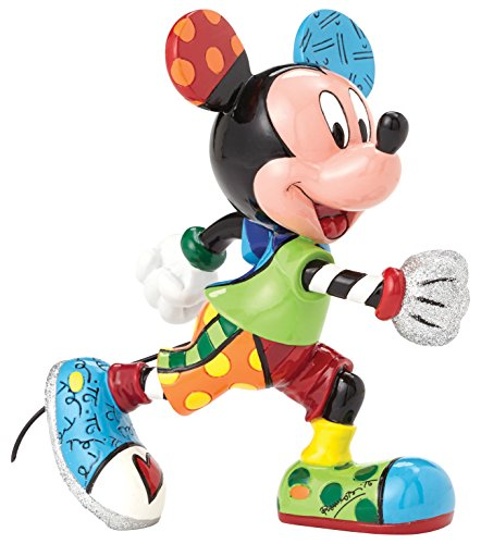 Disney Tradition Mickey Mouse Track Figur (Versorgt Mickey Maus)