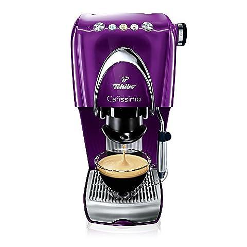 Tchibo Cafissimo Classic Kapselmaschine (die Kaffeemaschine für aromatischen Filter-Kaffee, Espresso, Caffé Crema oder Tee)