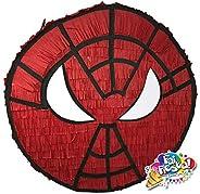 Pignatta (piñata, pentolaccia) Spiderman uomoragno. Gioco della pignatta per feste di compleanno. Personalizza