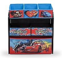 Preisvergleich für Delta TB84521CR Multi Toy Organizer - Holz mit Canvas - Cars