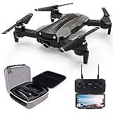 le-idea 20 - Drone GPS con videocamera 4K, Trasmissione Live FPV WiFi 5GHz,...