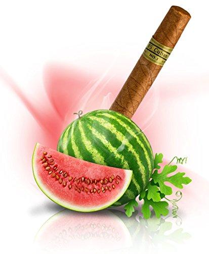 E Zigarre Watermelon mit 1800 Zügen Versandkostenfrei für authentisches Rauchvergnügen ohne Schadstoffe, electronic Cigar, von Kobert Goods
