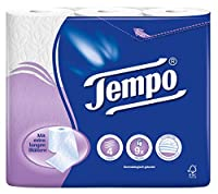 Tempo Toilet Tissue - 4 Ply (9 Rolls)