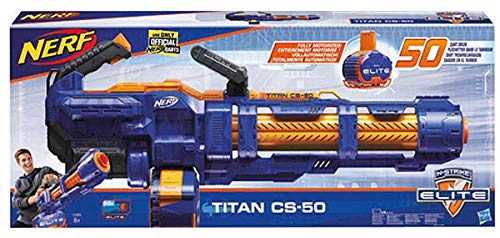 N-Strike Elite Titan CS-50