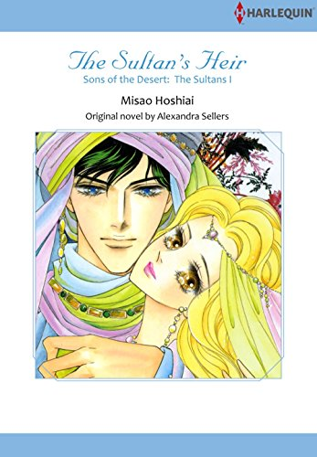 [Bundle] Sons of The Desert: The Sultans Series: Harlequin - Romance-bundles Harlequin