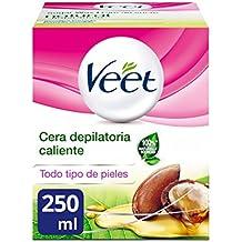 Veet Tarro Cera Depilatoria Tibia Natural Inspirations - 200 ml