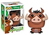 Funko - Bobugt101 - Figurine Animation - Le Roi Lion - Bobble Head Pop 87 Pumbaa