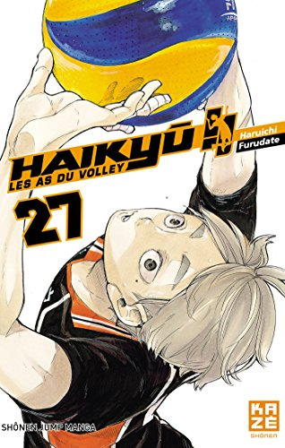 Haikyu !! - Les As du volley T27 par Furudate Haruichi