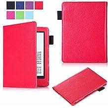 "Theoutlettablet® Funda ebook Bq Cervantes 4 6"" / Cervantes 3 6"" - Protección para libro electrónico - Color Rojo"
