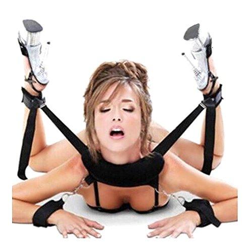 SM Bondage Set BDSM Fessel Set SM Sex Toy estremamente letti fesseln con manette con maschera per gli occhi per coppie Gays, per principianti e esperti, per giochi di sesso