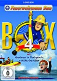 Feuerwehrmann Sam - Box 4 [2 DVDs]...Vergleich