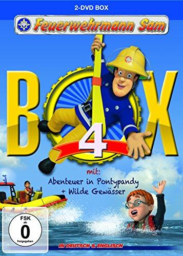feuerwehrmann sam die komplette staffel Feuerwehrmann Sam - Box 4 [2 DVDs]