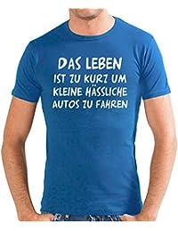 Touchlines Herren Das Leben ist zu kurz... T-Shirt SF117