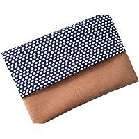Mutterpasshülle Mutterpass Hülle Mutterpasshülle aus Stoff und Kunstleder schutzumschlag mutterpass handmade