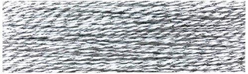 D.I.Y with Toga RUY014  1 Bobine de Ficelle Bicolore Baker'S Twine Coton Argent 10000 x 0,1 x 0,1 cm
