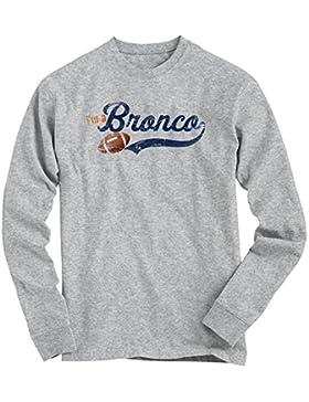 Shirt Happenz I'm a Bronco #1 Sudadera |Hombre | Football | Super Bowl | USA | Sweater