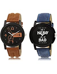 Viceroy Enterprise Combo Of Designer Dial Sports Look Analog Watches For Men And Boys