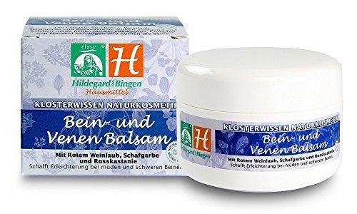 Hildegard von Bingen Hausmittel Bein- und Venen Balsam,  1er Pack (1 x 100 ml)