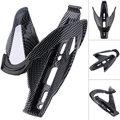 Tookie Vélo support pour bouteille d'eau, léger, durable en fibre de carbone Bouteille d'eau Cage...