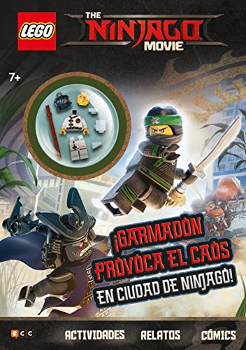 THE LEGO NINJAGO MOVIE. ¡Garmadon provoca el caos en Ciudad de Ninjago!