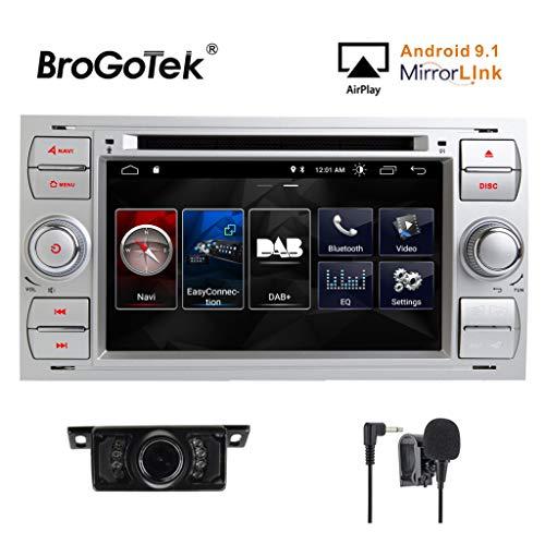 Sistema de música en estéreo con reproductor de CD, radio AM/FM, GPS...