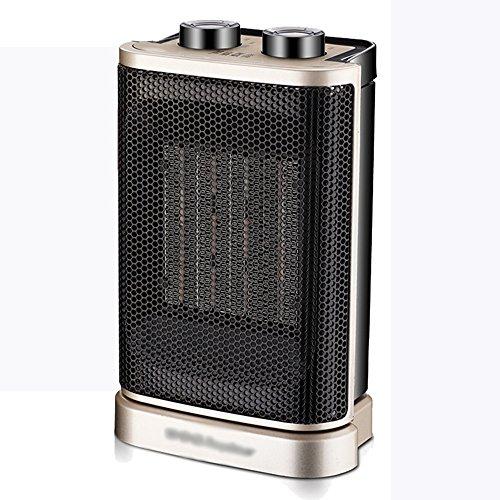 ZHIRONG Radiateur Chauffage électrique en céramique d'or de chauffage à distance chauffant la chaleur instantanée 1500W 210 * 700mm Facile à déplacer ( conception : Mechanical models )