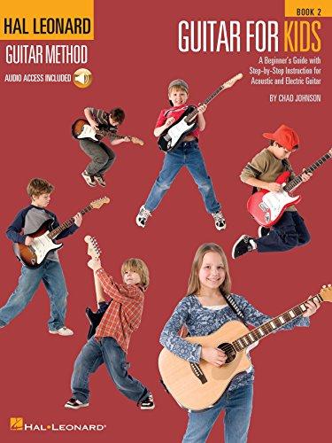 Guitar for Kids - Book 2: Hal Leonard Guitar Method (English Edition)