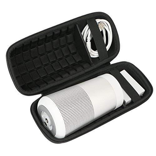 Pour Bose SoundLink Revolve Enceinte Bluetooth EVA Dur Cas étui de Voyage Housse par Khanka