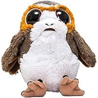 Star Wars 1700020EP VIII de peluche 17cm–porgs